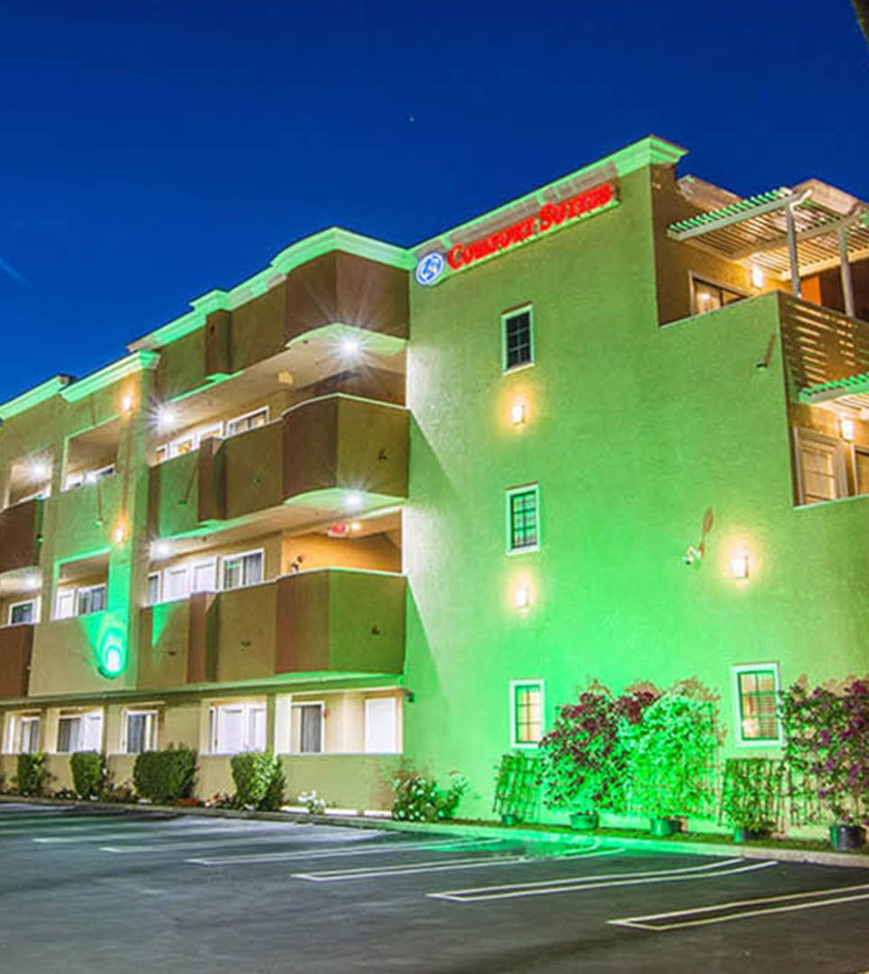 Our Hotel Is Located Just 11 Miles From Long Beach Airport