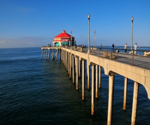 Comfort Suites Huntington Beach Attraction - Take a stroll on the pier