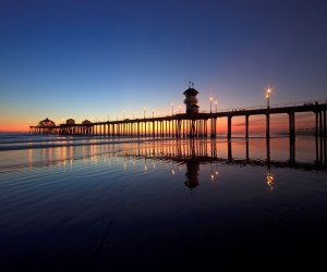 Comfort Suites Huntington Beach Attraction - Amazing Huntington Beach Sunsets