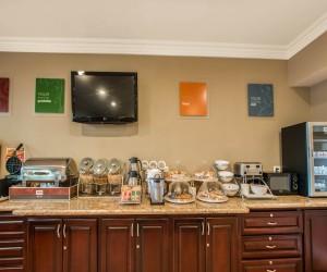 Comfort Inn Huntington Beach - Breakfast Bar