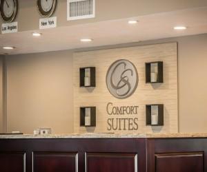 Comfort Inn Huntington Beach - Registration Desk